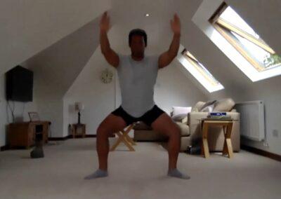 33 strength & conditioning beginner