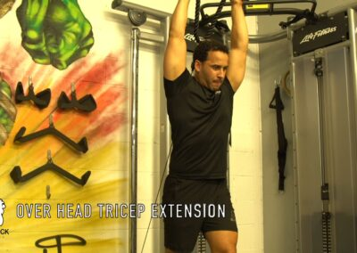 OVERHEAD TRICEP EXTENTION CABLE