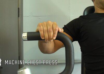 MACHINE CHEST PRESS