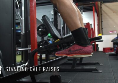 STANDING CALF RAISES-