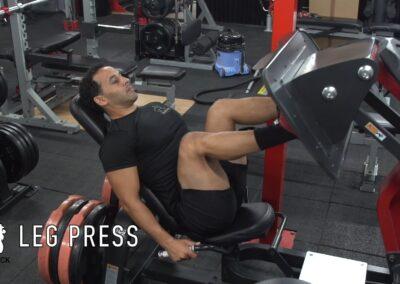 LEG PRESS-