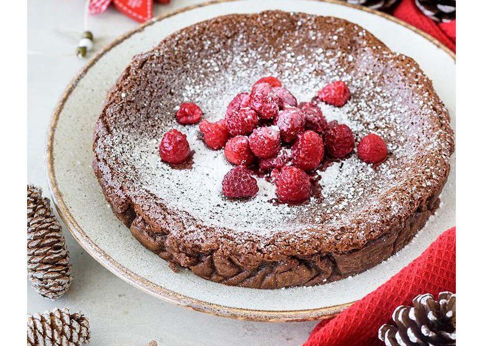 christmas mud cake