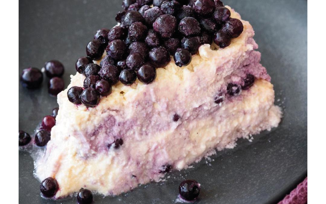 ricotta cheesecake