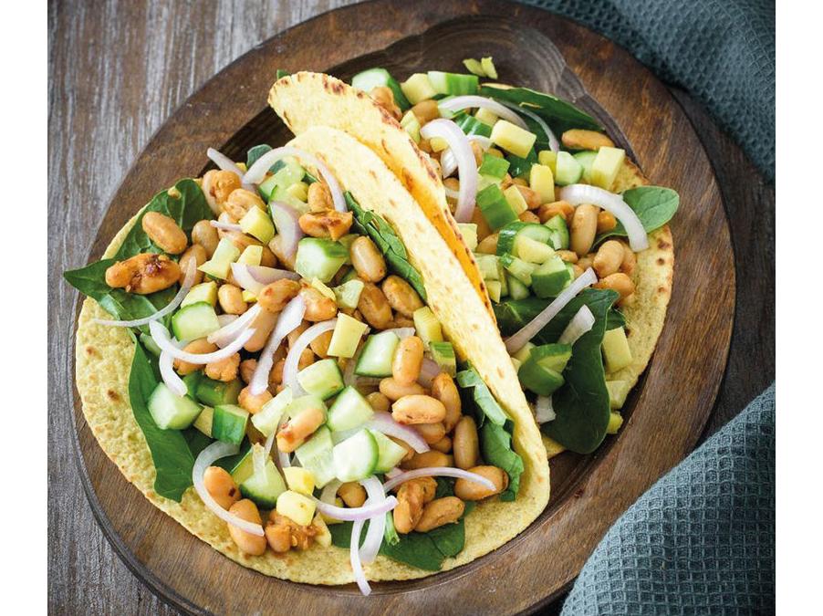 butterbean tacos