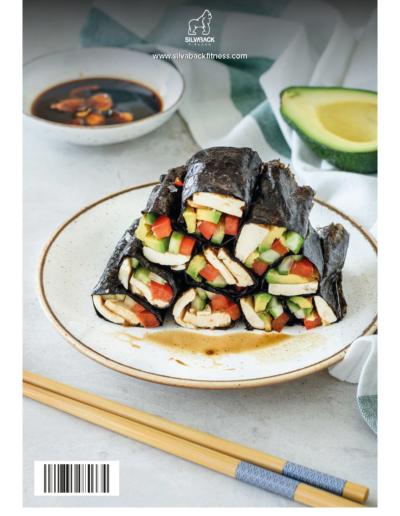 tofu nori rolls